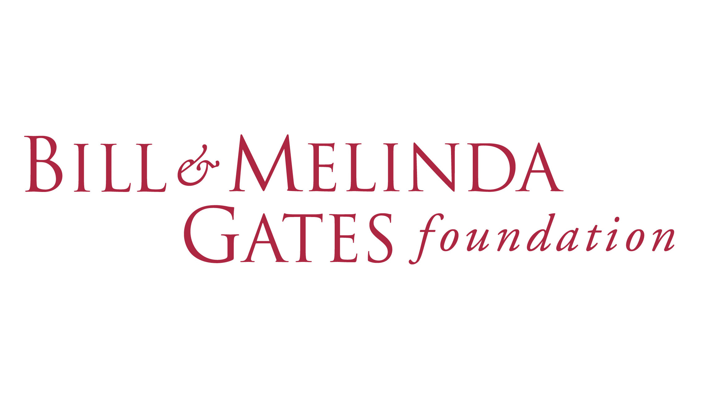 The world's largest private foundation